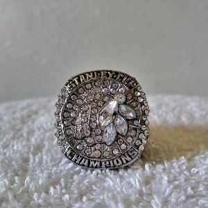 Chicago Blackhawks 2015 Championship Ring